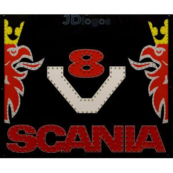 Scania V8 Griffins